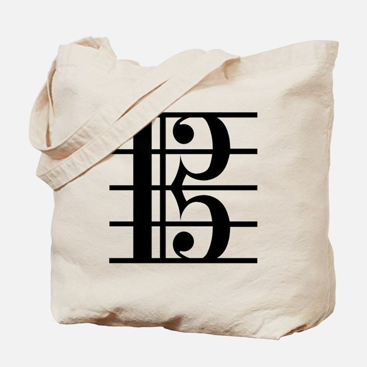 altoclef-smooth Tote Bag