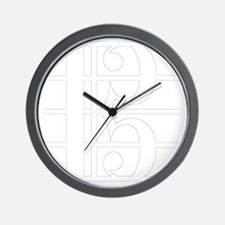 altoclef-smooth-inverse Wall Clock