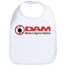 DAM (Mothers Against Dyslexia Bib