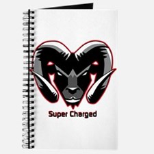 Super Charged Ram Style Mousepad Journal