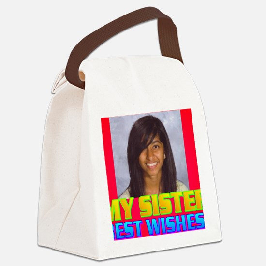 3-Rifqa Bary(mousepad) Canvas Lunch Bag