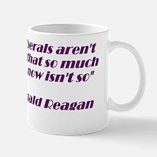 liberals-not-smart Mug
