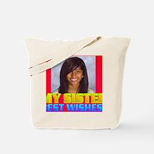3-Rifqa Bary(mousepad) Tote Bag