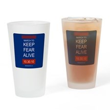 marchtokeepfearalive Drinking Glass