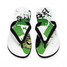 recycle_brains Flip Flops