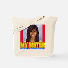 3-Rifqa Bary(square) Tote Bag
