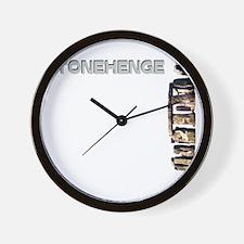 sth3sidehinge Wall Clock