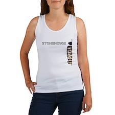 sth3sidehinge Women's Tank Top