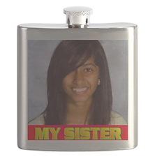 Rifqa Bary(small poster) Flask