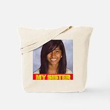 Rifqa Bary(small poster) Tote Bag