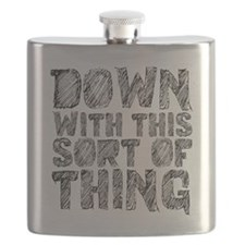 down Flask