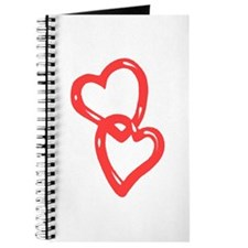 Two Hearts as one Journal