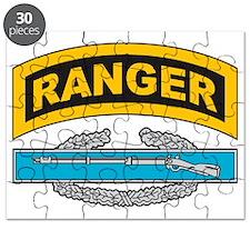 CIB with Ranger Tab Puzzle