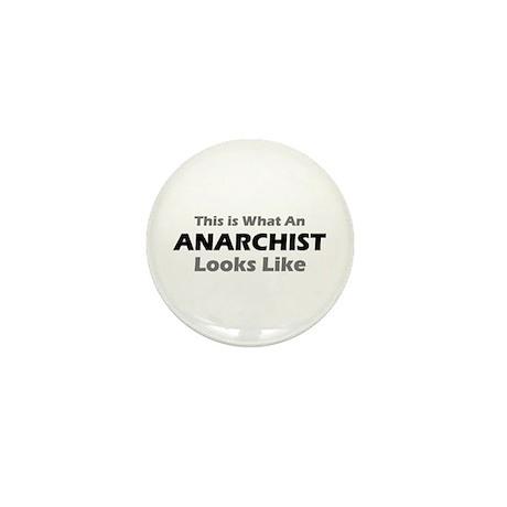 Anarchist Mini Button (100 pack)