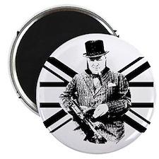 Churchill Flag Magnet