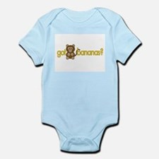 got bananas? Infant Bodysuit