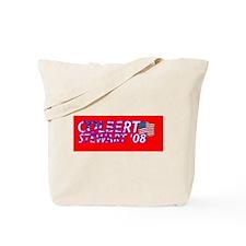 Colbert Stewart '08 Tote Bag