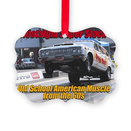 NSS-Wagon-Cover Picture Ornament
