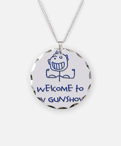 Welcome png Necklace