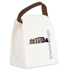 ston1 Canvas Lunch Bag