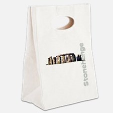 ston1 Canvas Lunch Tote
