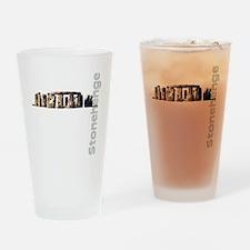 ston1 Drinking Glass