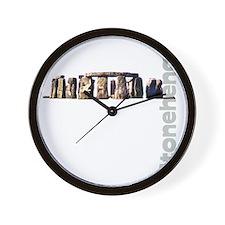 ston1 Wall Clock