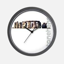 ston1 Wall Clock