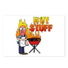Mr. Hot Stuff Postcards (Package of 8)