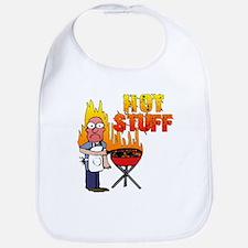 Mr. Hot Stuff Bib
