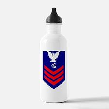 USCG-Rank-TC1 Water Bottle