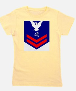 USCG-Rank-TC2 Girl's Tee