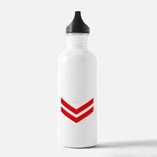 USCG-Rank-TC2-PNG Water Bottle