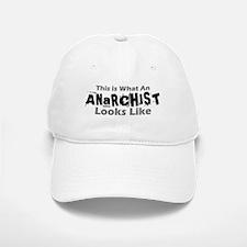 Anarchist Baseball Baseball Cap