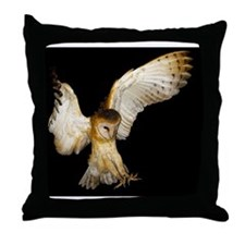 _LargePoster Throw Pillow