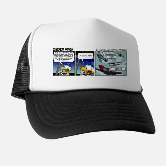 cw0143(new) Trucker Hat