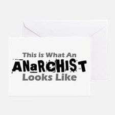 Anarchist Greeting Cards (Pk of 10)