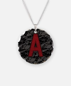 scarlet-a_square Necklace