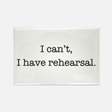 I cant, I have rehearsal. Magnets