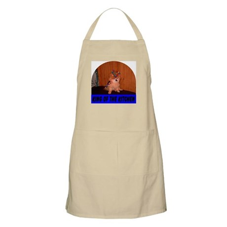 King of the Kitchen BBQ Apron