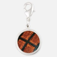 Old Basketball Pattern Charms