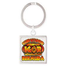 4-igor_cp_bermuda Square Keychain