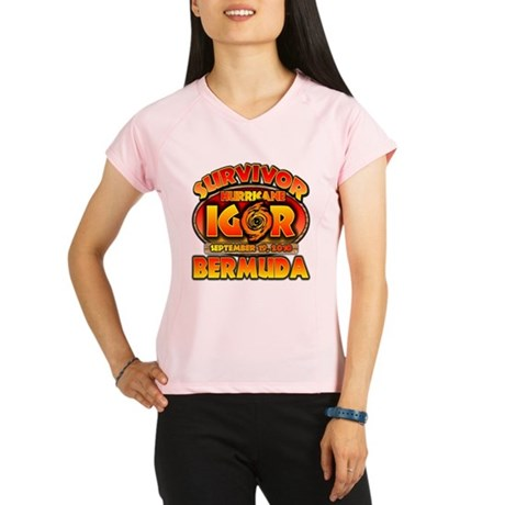2-igor_cp_bermuda Performance Dry T-Shirt