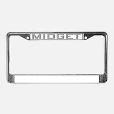 MDGT copy License Plate Frame