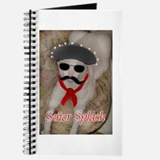 Señor Splash Journal