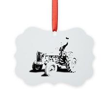 TRACTOR2 copy Ornament