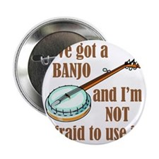 "iveGotBanjo 2.25"" Button"