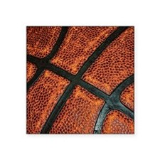 Old Basketball Pattern Sticker