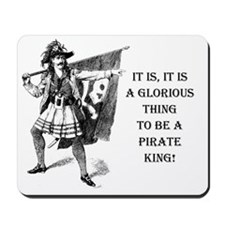 pirate king Mousepad