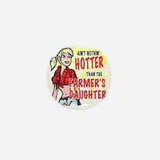 farmersdaughter Mini Button